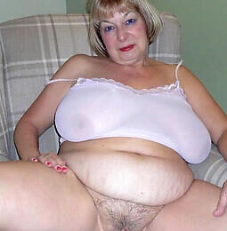 Die fette Putzfrau
